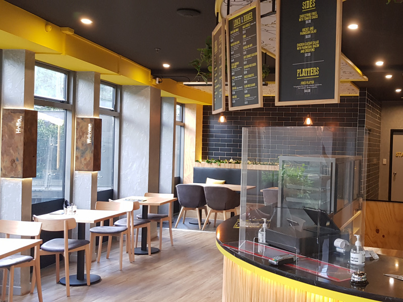 Empire Student Accommodation : Bubble Tea Cafe.