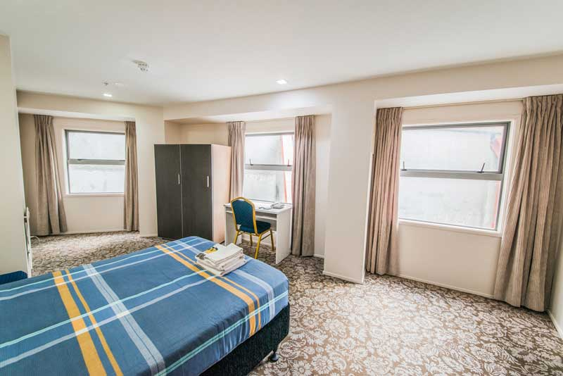 Short term accommodation auckland cheap